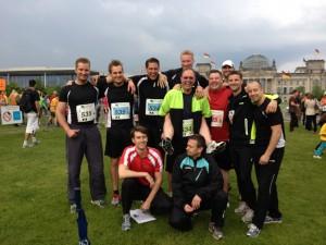 Teamstaffel CCVOSSEL GmbH