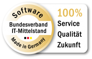 Software made in Germany Zertifikat
