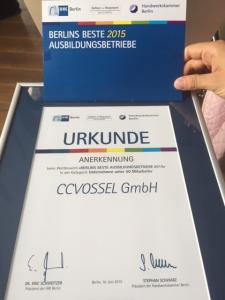 Berlins Beste Ausbildungsbetriebe