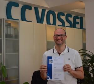 CCGROM Zertifikat - Carsten