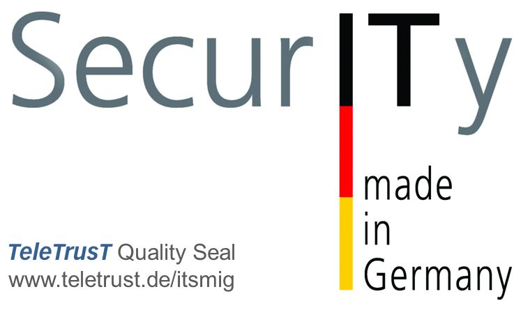 2016_IT Security made in Germany_TeleTrusT Quality Seal_1